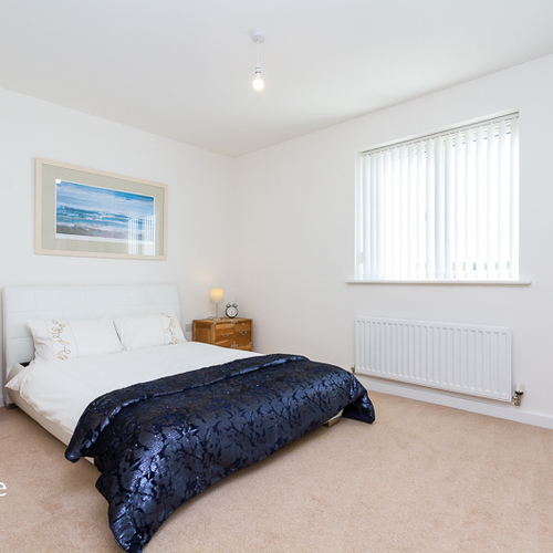 THE LODGE PENARTH HEIGHTS FULLY FURNISHED ONE BEDROOM APARTMENT