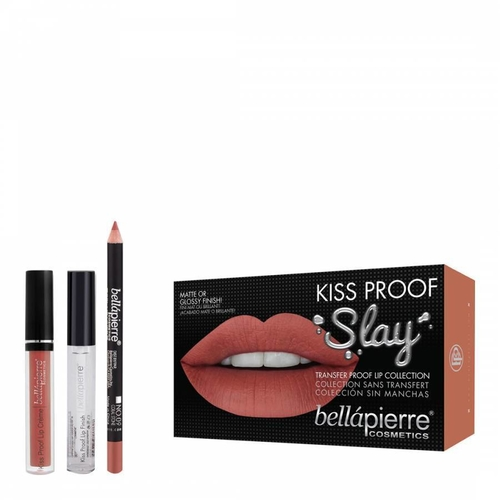 Bellapierre Kiss Proof Slay Kit