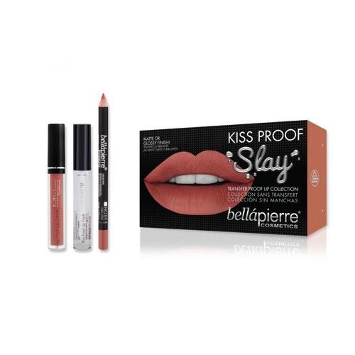 Bellapierre Kiss Proof Slay Kit