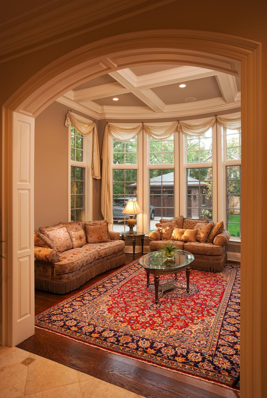 coffer ceiling fi-81   Featherlite Mouldings   Lightweight ...