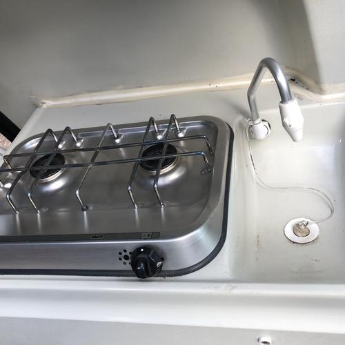 Stimson Micro Camper Van 2 Berth - 2005 Citroen Berlingo 1.9 Diesel - PX Welcome