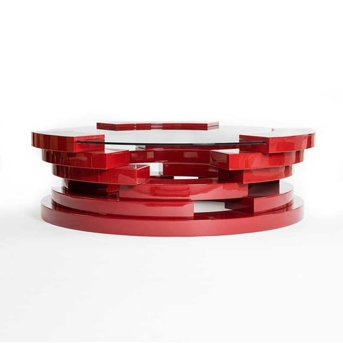 CIRC COFFEE TABLE