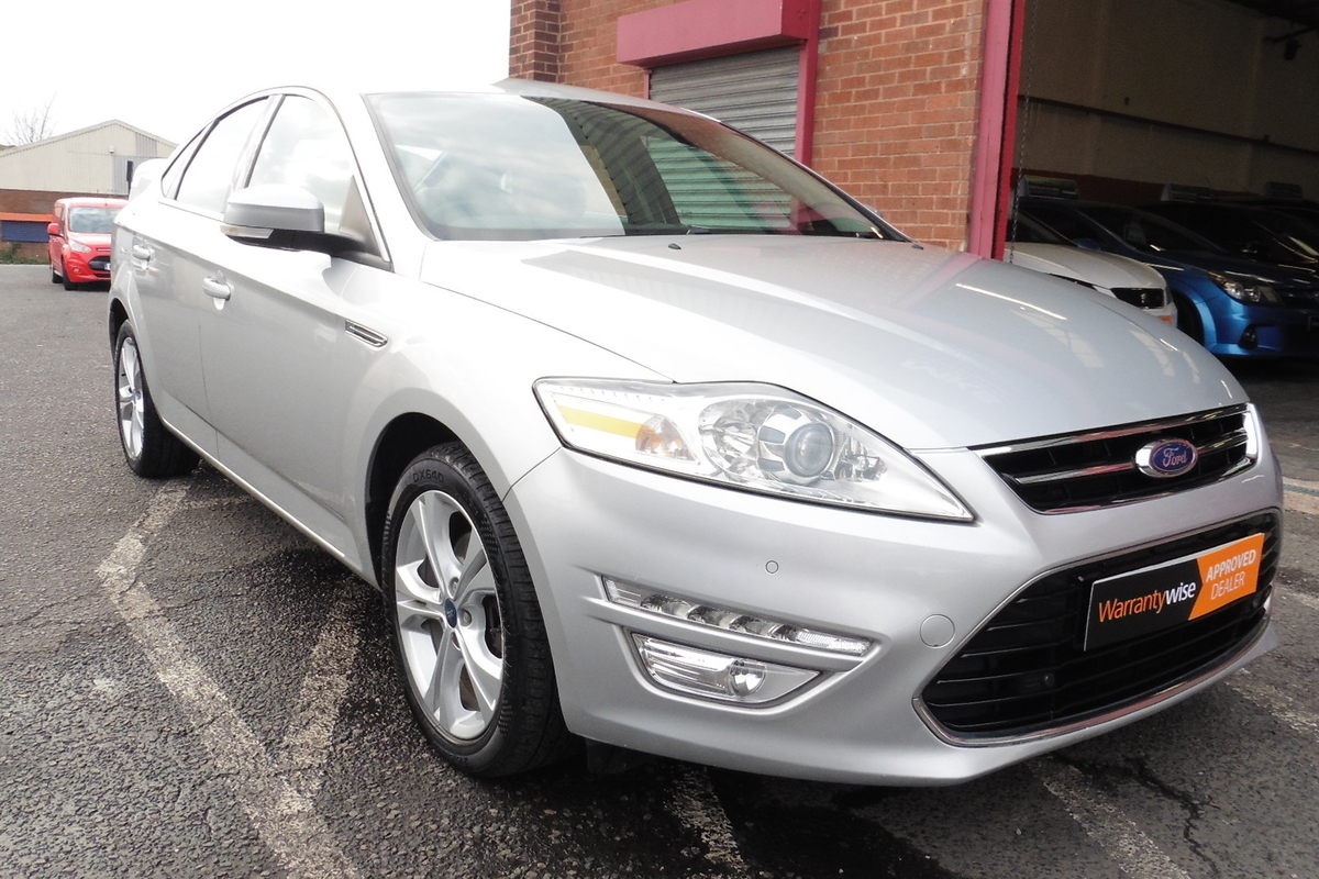Ford Mondeo 2.0 TDCi Titanium X 5dr - Only 2 Owners From New!