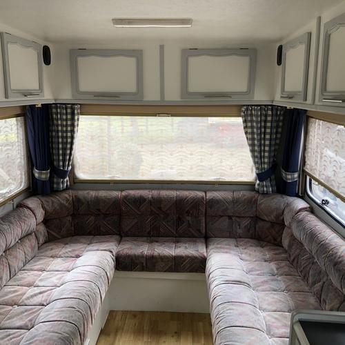 SWIFT Royale 610 Motorhome 4 Berth U Shaped Lounge 1993 Talbot Express 2.5D 72388 miles