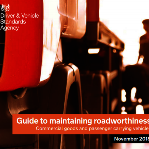 Guide to Roadworthiness