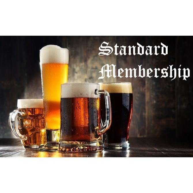 Beer Club Membership Standard
