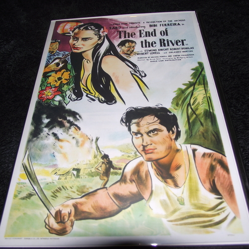 THE END OF THE RIVER 1947 DVD