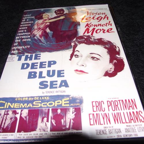 THE DEEP BLUE SEA 1955 DVD