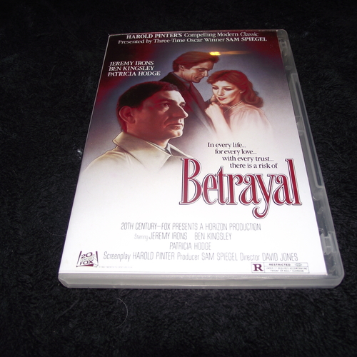 BETRAYAL 1983 DVD