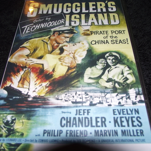 SMUGGLER'S ISLAND 1951 DVD