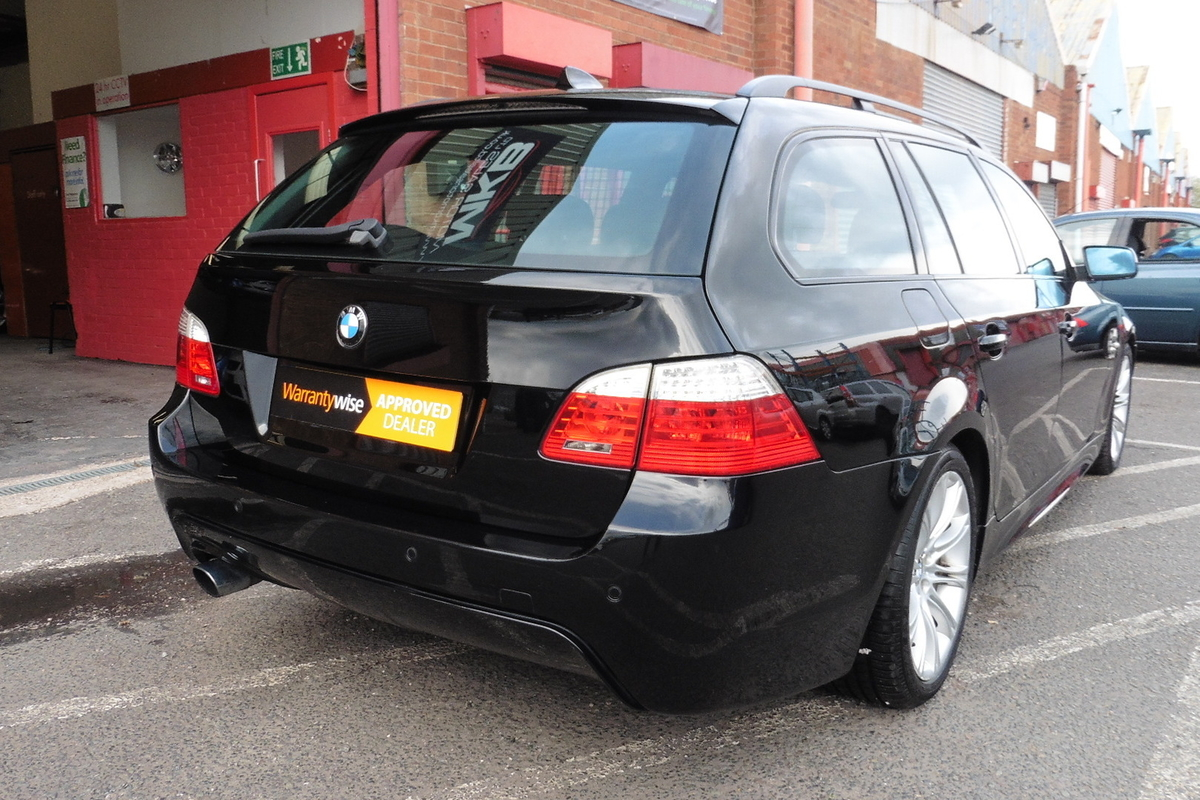 BMW 520d M Sport Touring 5dr - Full Service History - Only 2 Owners From New