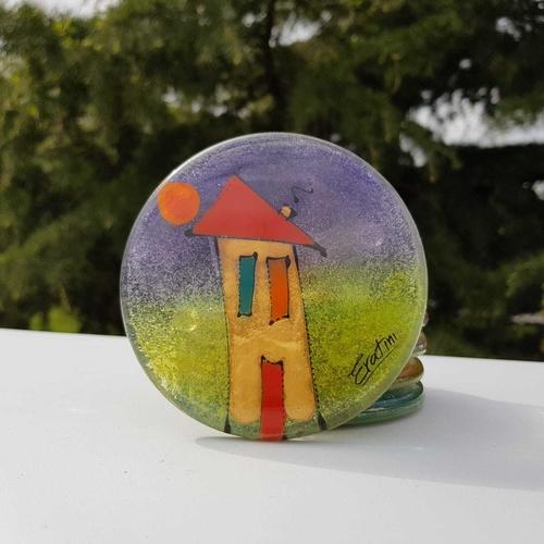 Happy Homes Coasters (Round)