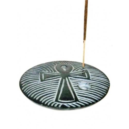 Ankh Incense Burner