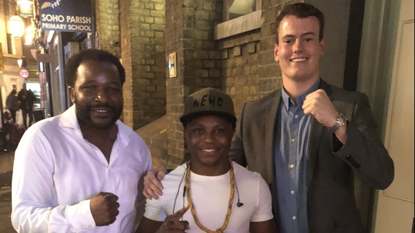 Dogboe out for redemption after Navarette rematch is confirmed
