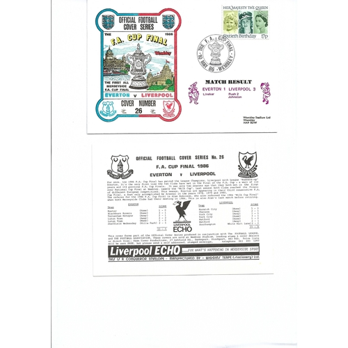 Football First Day Covers