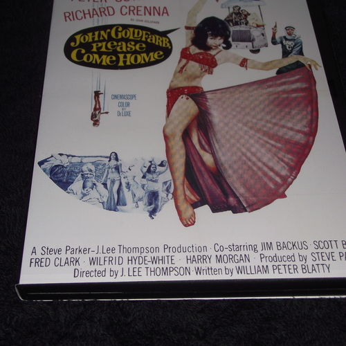 JOHN GOLDFARB PLEASE COME HOME  1965 DVD