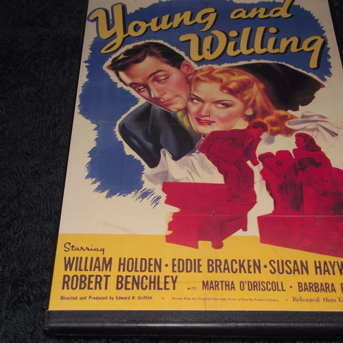 YOUNG AND WILLING 1943 DVD