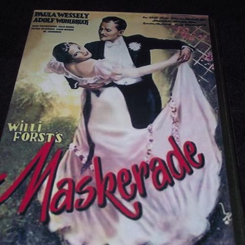 MASKERADE 1934 DVD
