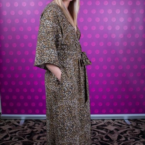 Lady McElroy Serengeti Vogue Viscose Florenza Crepe