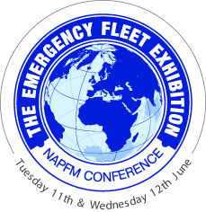 We are Exhibiting at the The Emergency Fleet Exhibition & NAPFM Conference at The International Centre, Telford TF3 4JH on 11th & 12th June 2019