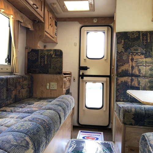 Nu Venture Surf Camper Van Motorhome 99(V)reg Citroen Berlingo 1.9D 82451 miles