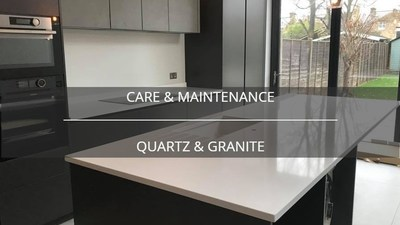 quartz worktops uk
