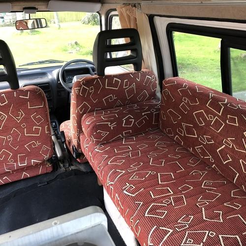 2002 Daihatsu Hi-Jet 1.3 16v Petrol Micro Camper Van with Devon conversion