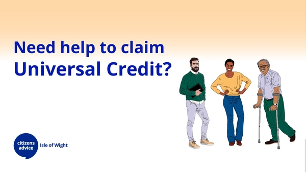 Need help with Universal Credit?