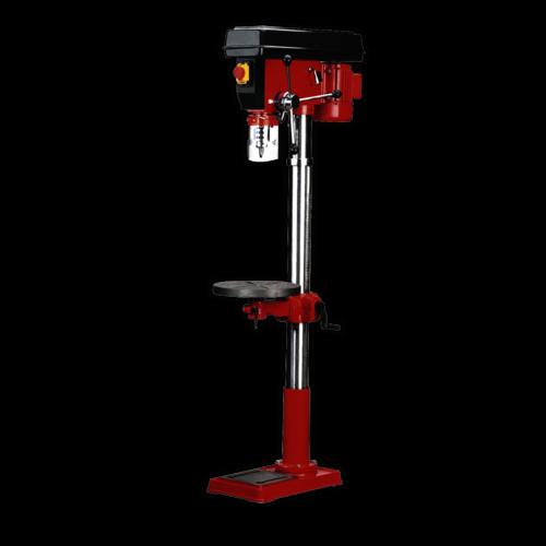 Pillar Drill Floor 16-Speed 1630mm Height 650W/230V - Sealey - GDM200F