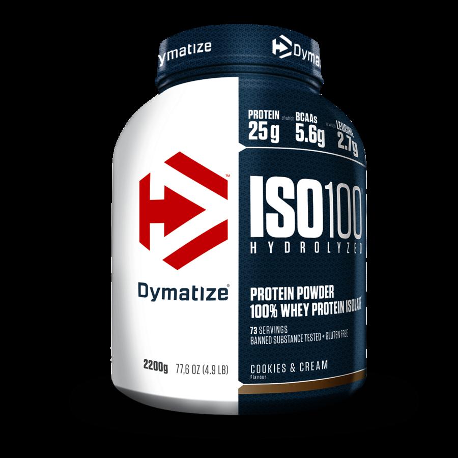 DYMATIZE ISO 100 2.2KG
