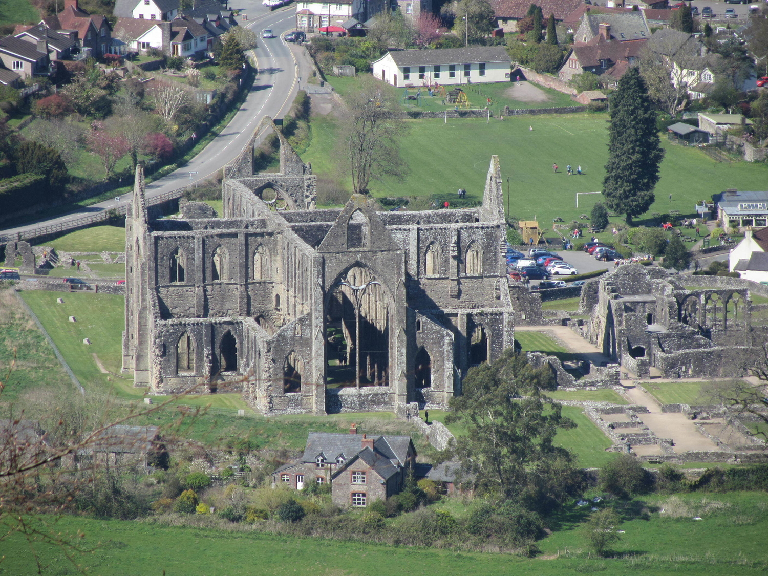 Day Walk to Tintern