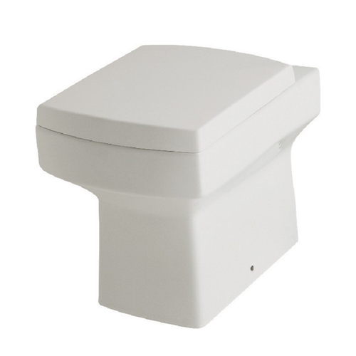 Chelsea Back to Wall Pan,Seat & Concealed Cistern