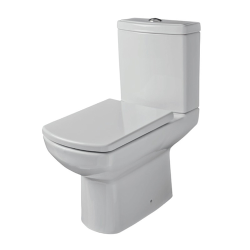 Kensington Close Coupled WC Pan set
