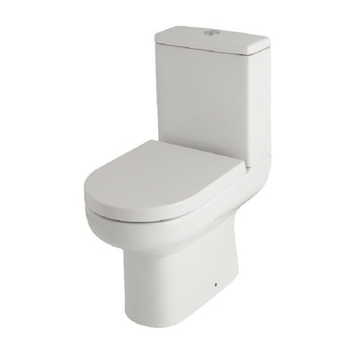 Highgrove C/C WC Pan Cistern and Premium Soft Close Seat
