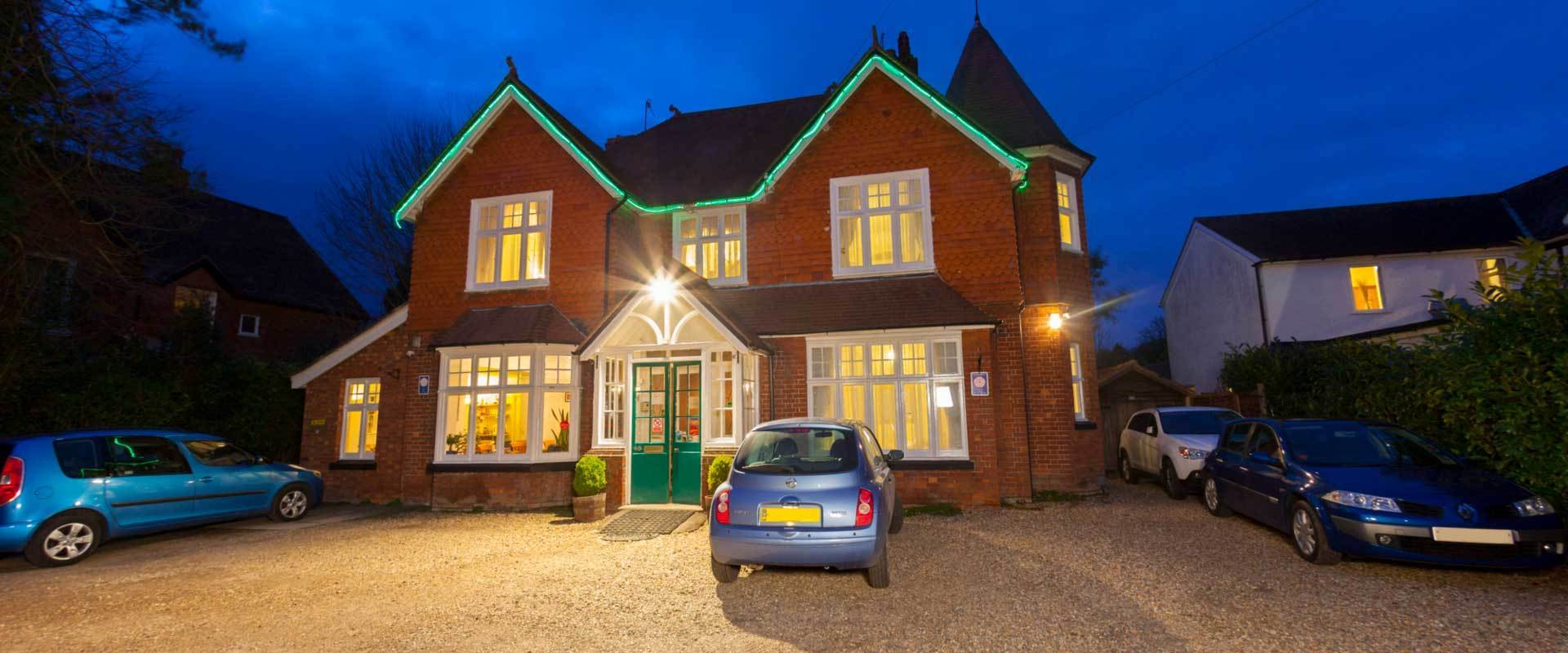Bed and Breakfast Near Gatwick Airport