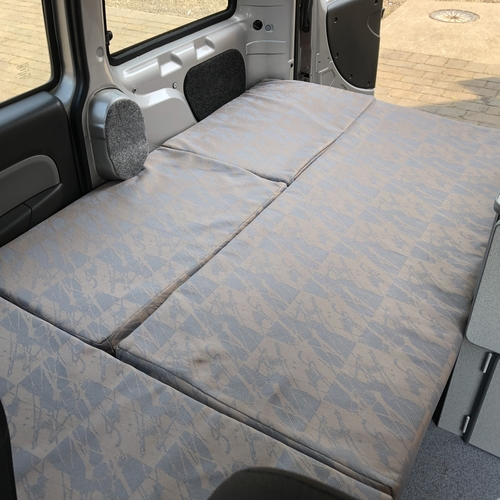 2006 Fiat Doblo Camper Van 2 Berth - 1910cc Diesel - Freedom Campers Conversion