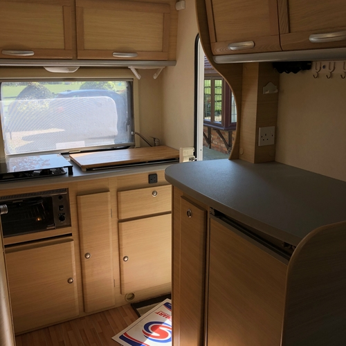 2009 Roller Team Auto-Roller 200 Low Profile 2 Berth Motorhome ONLY 12544 MILES