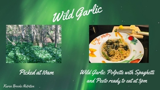Wild About Garlic