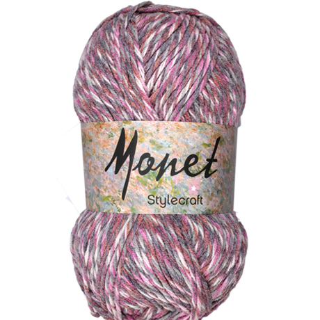 Stylecraft Monet Aran