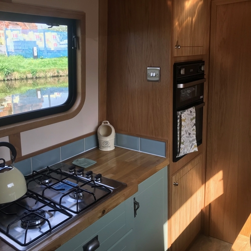 New Fully Fitted 58ft Traditional Narrowboat Liveboard Canal Boat, £79,950 **REDUCED**
