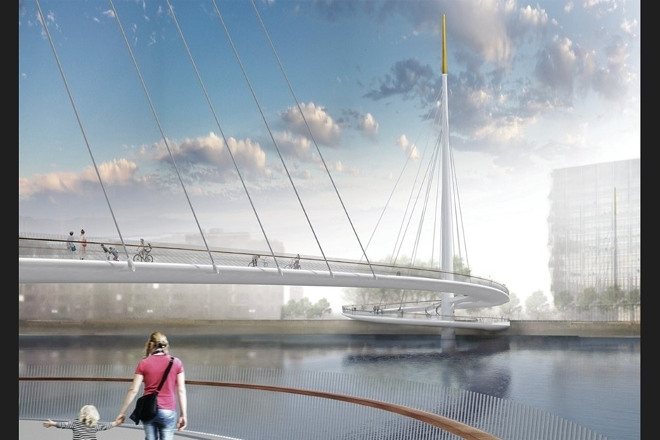 New Green Bridge for London