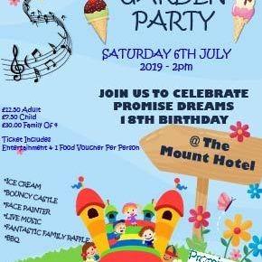 POPPETT'S GARDEN PARTY