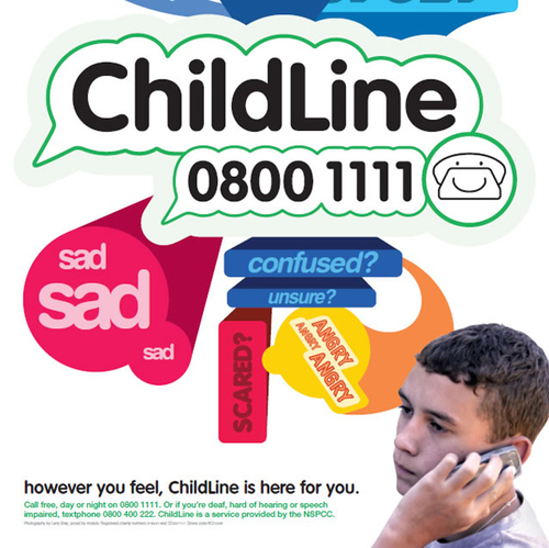 If you're worried and need to talk? Day or Night - PLEASE CALL