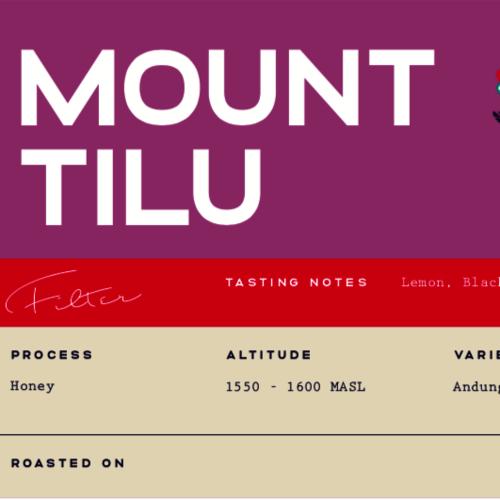 Mount Tilu