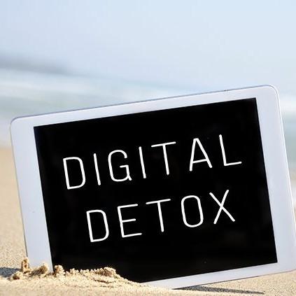 5 ways to do a digital detox