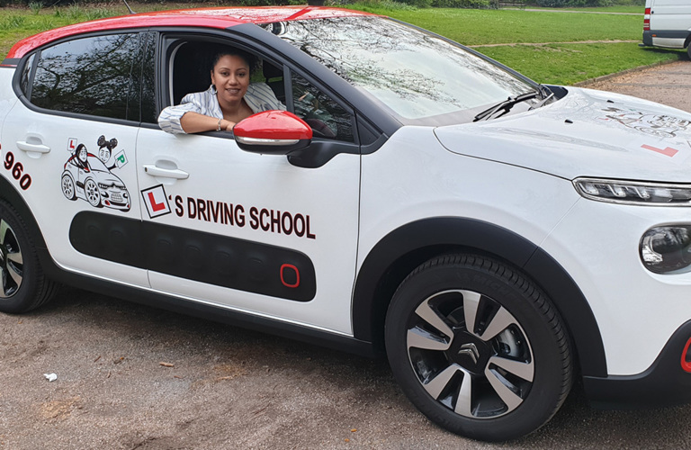 L's Driving School | Female Driving Instructor Mitcham | Driving School Mitcham | Driving Lessons South London