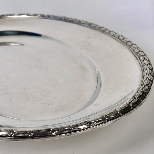 Oval French serving platter
