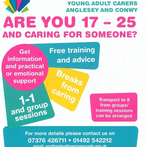 Young Adult Carer Service
