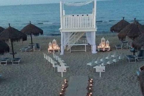 Beach Club, Adriatic Coast, Abruzzo
