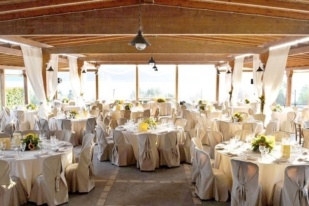 Rustic Lakeside Venue